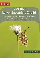Lower Secondary English Teacher's Guide: Stage 8 - Collins Cambridge Lower Secondary English (Paperback)