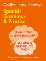 Easy Learning Spanish Grammar and Practice: Trusted Support for Learning - Collins Easy Learning (Paperback)