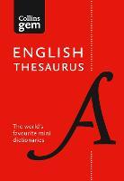 Collins English Gem Thesaurus