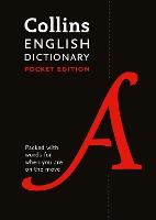 English Pocket Dictionary: The Perfect Portable Dictionary - Collins Pocket (Paperback)