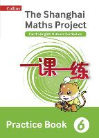 Practice Book Year 6: For the English National Curriculum - The Shanghai Maths Project (Paperback)