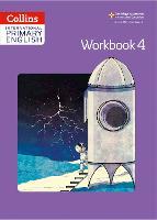 International Primary English Workbook 4 - Collins Cambridge International Primary English (Paperback)