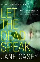 Let the Dead Speak - Maeve Kerrigan Book 7 (Paperback)