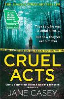 Cruel Acts - Maeve Kerrigan Book 8 (Paperback)