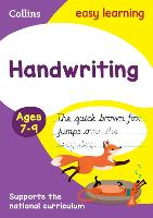Handwriting Ages 7-9