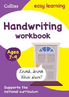 Handwriting Workbook Ages 7-9: New edition