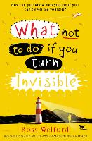 What Not to Do If You Turn Invisible (Paperback)