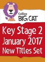Key Stage 2 January 2016 New Titles Set - Collins Big Cat Sets