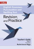 Key Stage 2: Teacher Guide - English Grammar, Punctuation and Spelling Test Revision and Practice (Paperback)