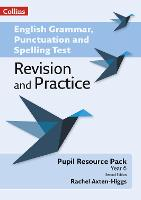 Key Stage 2: Pupil Resource - English Grammar, Punctuation and Spelling Test Revision and Practice (Paperback)