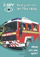 i-SPY Every vehicle on the road: What Can You Spot? - Collins Michelin i-SPY Guides (Paperback)