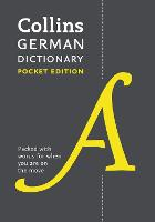 German Pocket Dictionary