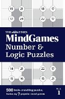 The Times Mind Games Number and Logic Puzzles Book 1 (Paperback)
