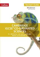 Cambridge IGCSE (TM) Co-ordinated Sciences Teacher Guide - Collins Cambridge IGCSE (TM) (Paperback)