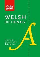 Welsh Gem Dictionary