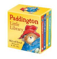 Paddington Little Library (Board book)