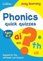 Phonics Quick Quizzes Ages 5-7