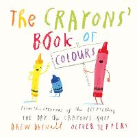 The Crayons' Book of Colours (Board book)