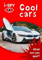 i-SPY Cool Cars: What Can You Spot? - Collins Michelin i-SPY Guides (Paperback)