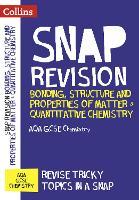 Bonding, Structure and Properties of Matter & Quantitative Chemistry: AQA GCSE 9-1 Chemistry