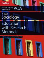 AQA AS and A Level Sociology Education with Research Methods - Collins Student Support Materials (Paperback)