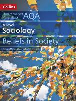 AQA A Level Sociology Beliefs in Society - Collins Student Support Materials (Paperback)