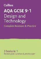 AQA GCSE 9-1 Design & Technology All-in-One Revision and Practice - Collins GCSE 9-1 Revision (Paperback)