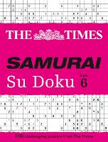The Times Samurai Su Doku 6: 100 Challenging Puzzles from the Times (Paperback)
