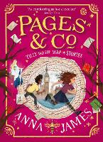 Pages & Co.: Tilly and the Map of Stories - Pages & Co. 3 (Hardback)