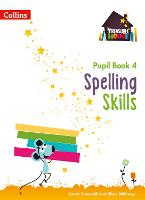 Spelling Skills Pupil Book 4 - Treasure House (Paperback)