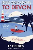 Died and Gone to Devon - A Miss Dimont Mystery Book 4 (Paperback)