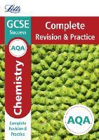 AQA GCSE 9-1 Chemistry Complete Revision & Practice - Letts GCSE 9-1 Revision Success (Paperback)