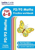 P2/P3 Maths Practice Workbook: Extra Practice for Cfe Primary School English - Leckie Primary Success (Paperback)