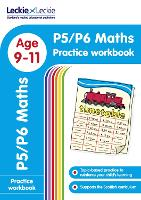 P5/P6 Maths Practice Workbook: Extra Practice for Cfe Primary School English - Leckie Primary Success (Paperback)