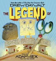The Legend of Rock, Paper, Scissors (Hardback)