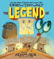 The Legend of Rock, Paper, Scissors (Paperback)