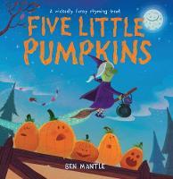 Five Little Pumpkins (Paperback)
