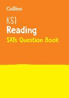 KS1 Reading SATs Practice Question Book: For the 2022 Tests - Collins KS1 SATs Practice (Paperback)