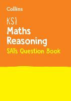 KS1 Maths Reasoning SATs Practice Question Book: For the 2022 Tests - Collins KS1 SATs Practice (Paperback)