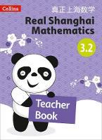 Teacher Book 3.2 - Real Shanghai Mathematics (Paperback)