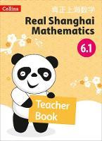 Teacher Book 6.1 - Real Shanghai Mathematics (Paperback)