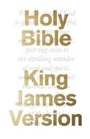 The Bible: King James Version (KJV) (Hardback)