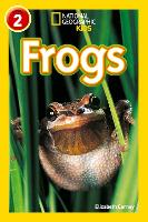 Frogs: Level 2 - National Geographic Readers (Paperback)
