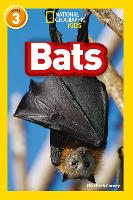 Bats: Level 3 - National Geographic Readers (Paperback)