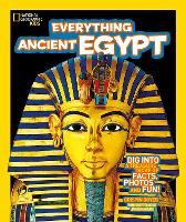 Everything: Ancient Egypt - National Geographic Kids (Paperback)
