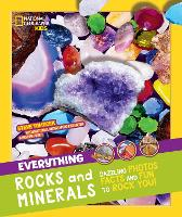 Everything: Rocks and Minerals - National Geographic Kids (Paperback)