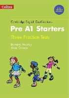 Practice Tests for Pre A1 Starters - Cambridge English Qualifications (Paperback)