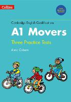 Practice Tests for A1 Movers - Cambridge English Qualifications (Paperback)