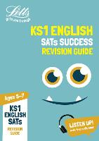 KS1 English SATs Revision Guide: For the 2021 Tests - Letts KS1 SATs Success (Paperback)