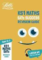 KS1 Maths Revision Guide SATs for the 2020 tests: For the 2021 Tests - Letts KS1 SATs Success (Paperback)